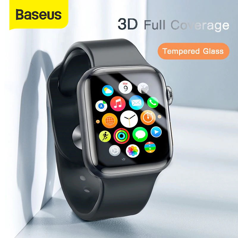 стекло от baseus для Apple watch