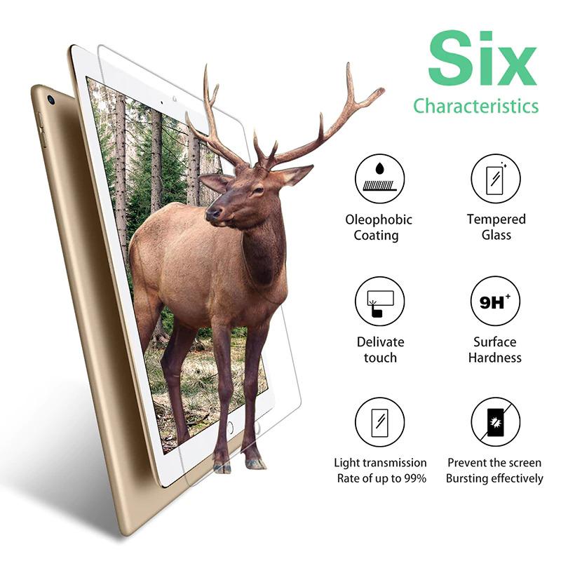 характеристики стекла для iPad Air