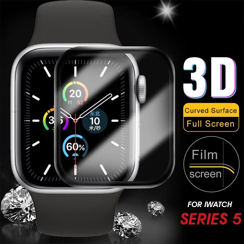 характеристики стекла для Apple watch 5